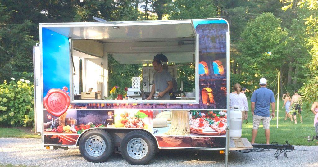 Bella Sera Mobile Catering Truck