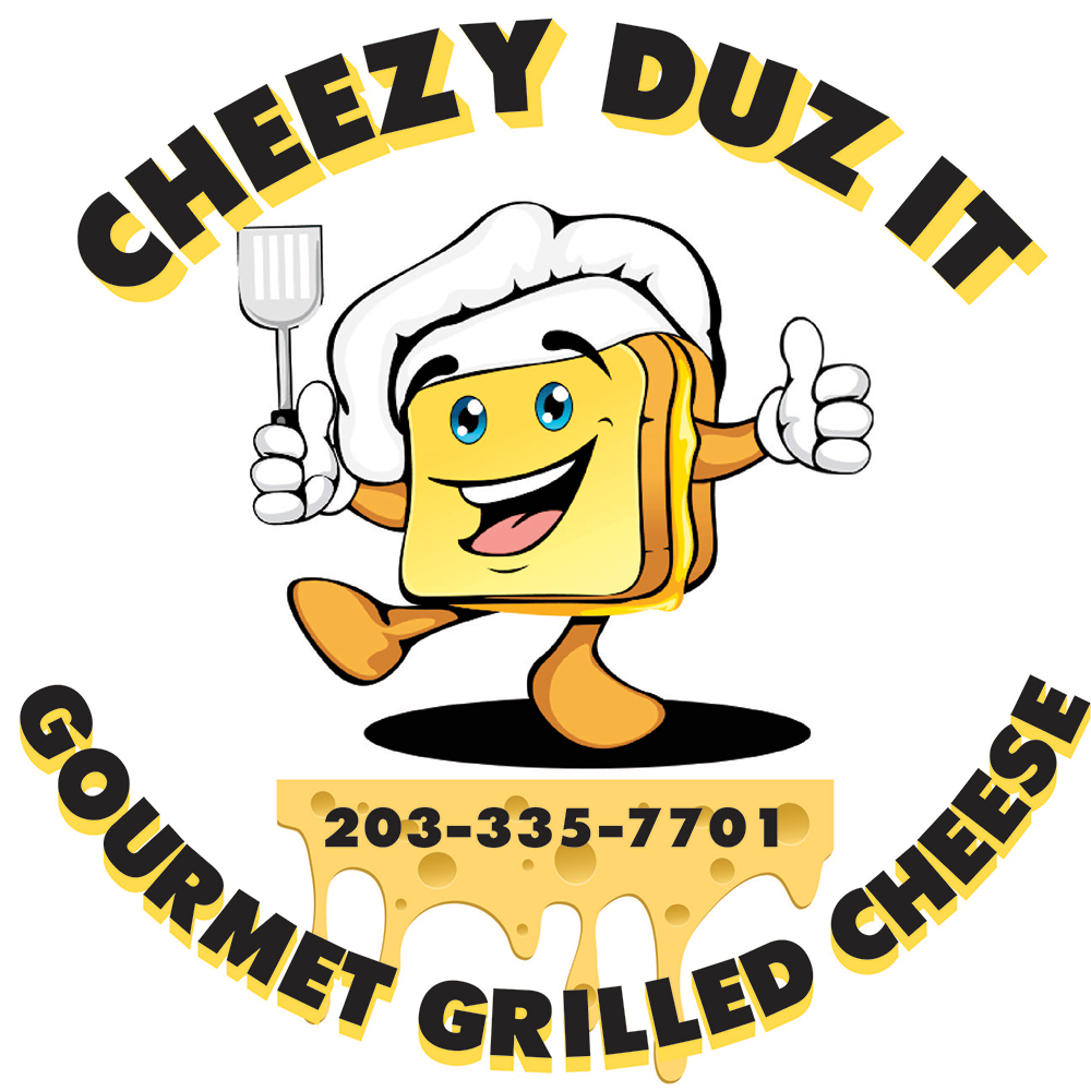 Cheezy Duz It Logo